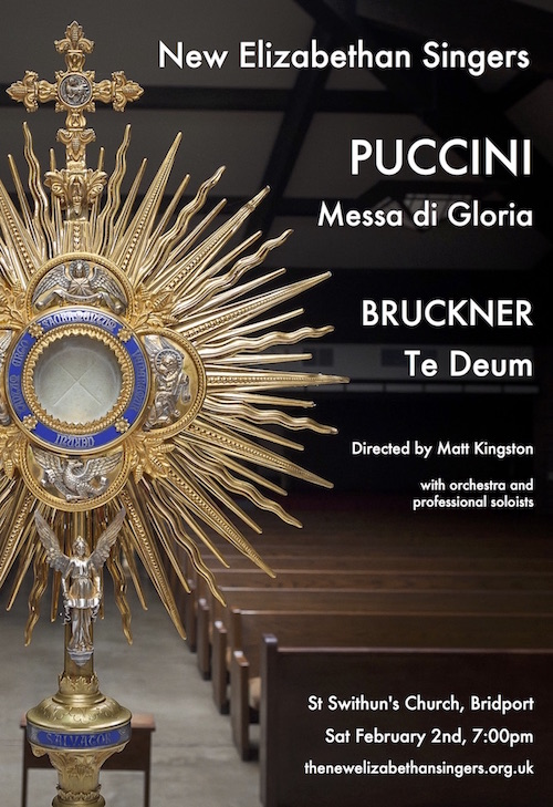 Puccini Messa di Gloria
